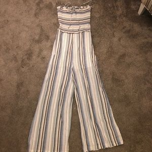 NEW STRIPED JUMPSUIT